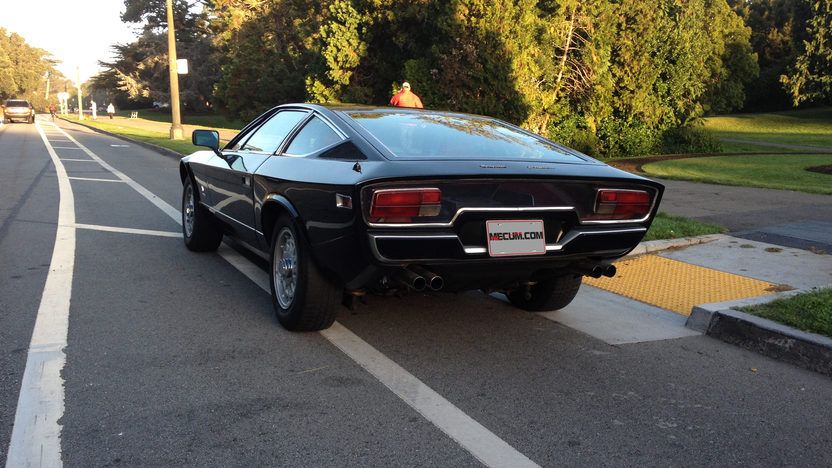 1975 Maserati Khamsin 4.9L, 44,000 Miles presented as lot T181 at Anaheim, CA 2012 - image2
