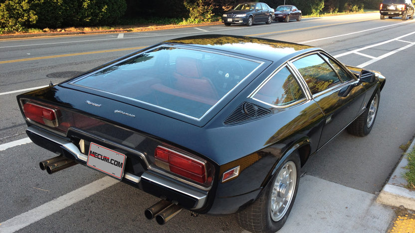 1975 Maserati Khamsin 4.9L, 44,000 Miles presented as lot T181 at Anaheim, CA 2012 - image5