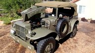 1942 Dodge Command Car W56 3/4 Ton World War II Vehicle presented as lot F116 at Anaheim, CA 2012 - thumbail image2