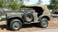 1942 Dodge Command Car W56 3/4 Ton World War II Vehicle presented as lot F116 at Anaheim, CA 2012 - thumbail image8