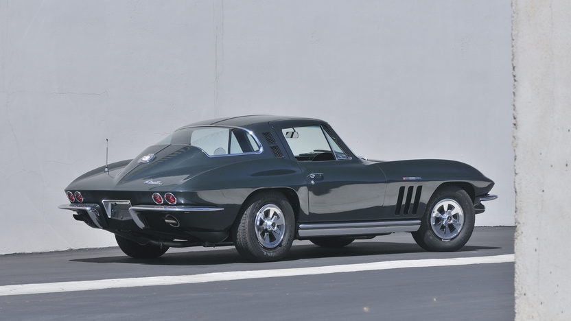 1965 Chevrolet Corvette Coupe 327/375 HP, 4-Speed presented as lot S87 at Anaheim, CA 2012 - image2