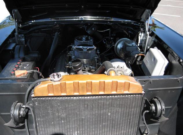 1957 Chevrolet 150 Sedan 327/365 HP presented as lot S93 at Anaheim, CA 2012 - image5