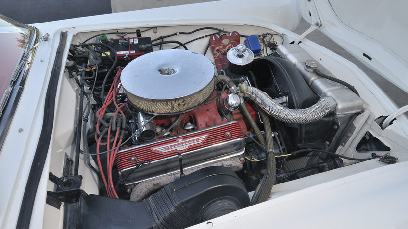 1955 Ford Thunderbird Convertible 292 CI, Automatic presented as lot S96 at Anaheim, CA 2012 - image6
