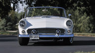 1955 Ford Thunderbird Convertible 292 CI, Automatic presented as lot S96 at Anaheim, CA 2012 - thumbail image9