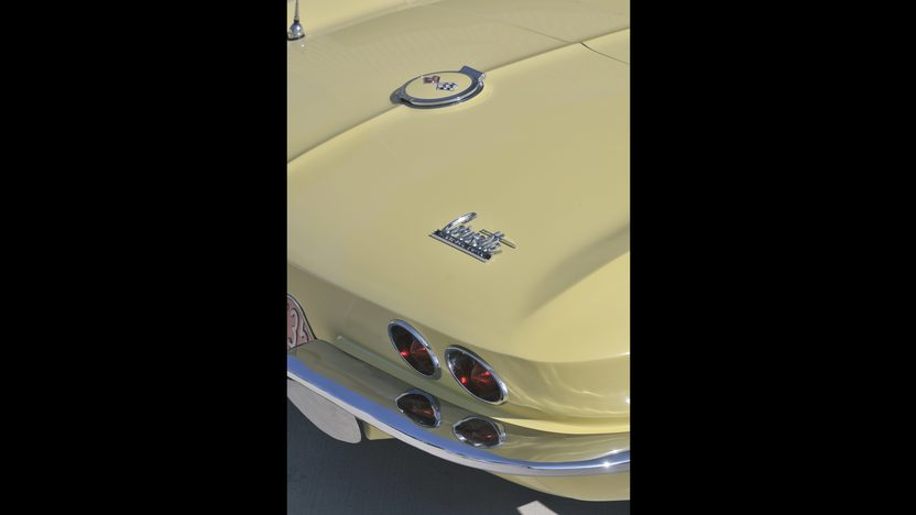1967 Chevrolet Corvette Convertible 427/435 HP, Bloomington Gold Survivor presented as lot S104 at Anaheim, CA 2012 - image11