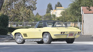 1967 Chevrolet Corvette Convertible 427/435 HP, Bloomington Gold Survivor presented as lot S104 at Anaheim, CA 2012 - thumbail image3