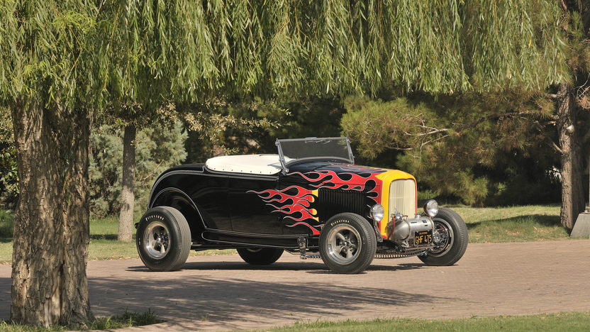 1932 Ford McMullen Roadster The World's Most Iconic Hot Rod presented as lot S109 at Anaheim, CA 2012 - image2