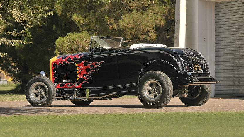 1932 Ford McMullen Roadster The World's Most Iconic Hot Rod presented as lot S109 at Anaheim, CA 2012 - image4