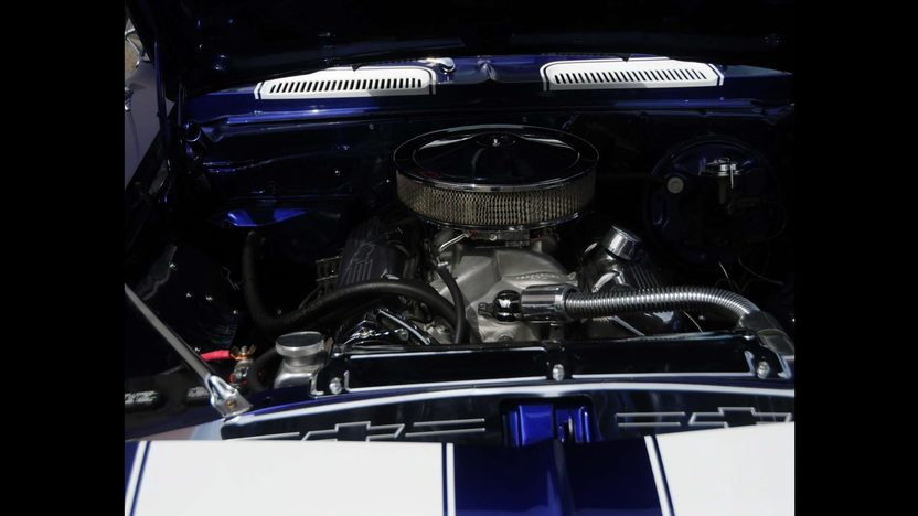 1969 Chevrolet Camaro 502/500 HP, 4-Speed presented as lot S110 at Anaheim, CA 2012 - image2