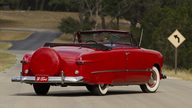 1950 Ford Custom Convertible Original Engine, Continental Kit presented as lot S114 at Anaheim, CA 2012 - thumbail image2