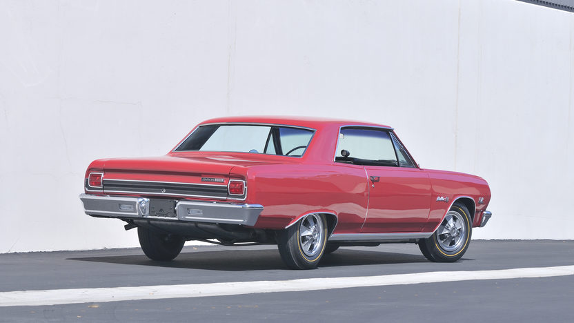 1965 Chevrolet Chevelle Z16 Frame-Off Restored, 1 of 201 Produced presented as lot S117 at Anaheim, CA 2012 - image2
