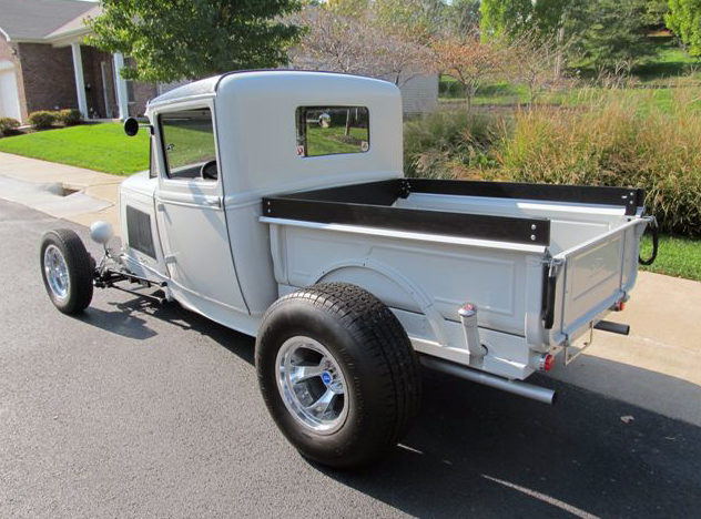 1930 Ford Model A Pickup 350 CI, Automatic presented as lot S118 at Anaheim, CA 2012 - image2