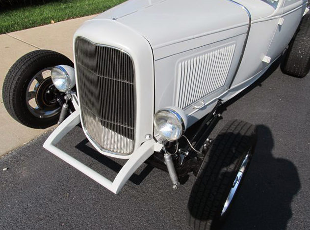 1930 Ford Model A Pickup 350 CI, Automatic presented as lot S118 at Anaheim, CA 2012 - image7