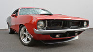 1973 Plymouth Cuda Pro Touring 540 CI, Automatic presented as lot S120 at Anaheim, CA 2012 - thumbail image8