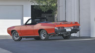 1969 Pontiac GTO Judge Convertible Numbers Matching, Rotisserie Restored presented as lot S123 at Anaheim, CA 2012 - thumbail image8