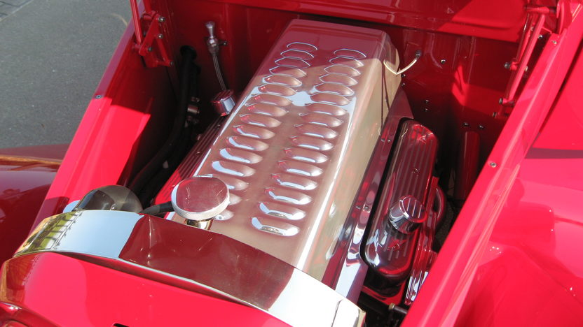 1932 Ford Roadster Pickup 350 CI, Original Body presented as lot S124 at Anaheim, CA 2012 - image4