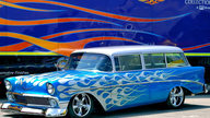 1956 Chevrolet 210 Handyman Wagon 496 CI, Life-Size Hot Wheels Car presented as lot S134 at Anaheim, CA 2012 - thumbail image9