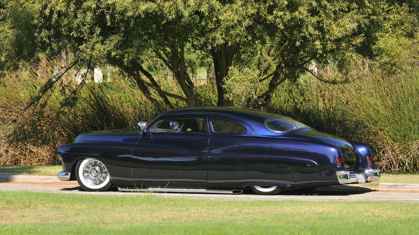 1951 Mercury Lead Sled All Steel Body, Built by Jack Webb presented as lot S143 at Anaheim, CA 2012 - image11