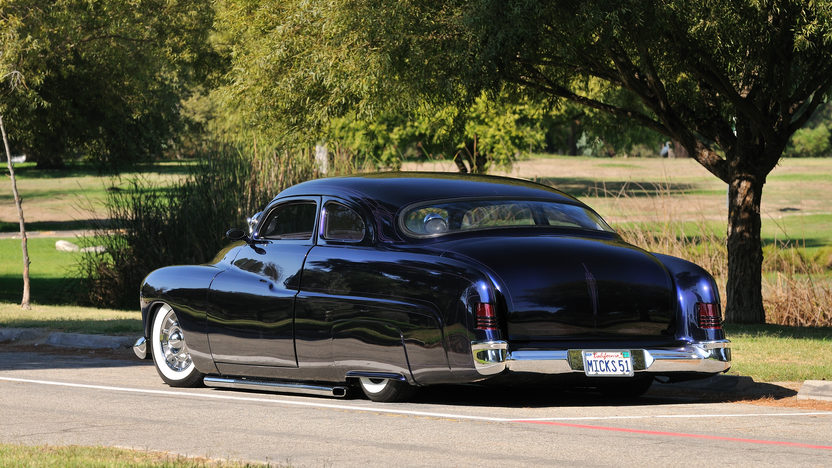 1951 Mercury Lead Sled All Steel Body, Built by Jack Webb presented as lot S143 at Anaheim, CA 2012 - image2