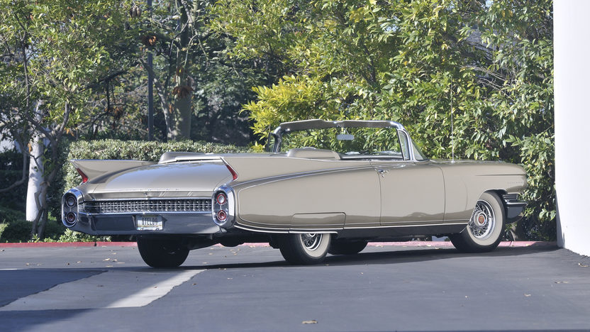 1960 Cadillac Eldorado Biarritz Convertible 1 of 1,285 Produced presented as lot S144 at Anaheim, CA 2012 - image2