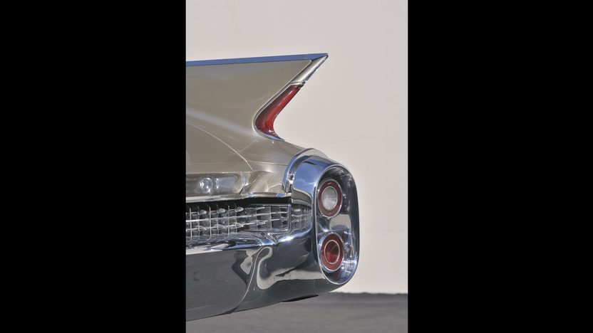 1960 Cadillac Eldorado Biarritz Convertible 1 of 1,285 Produced presented as lot S144 at Anaheim, CA 2012 - image7