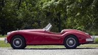 1957 Jaguar XK140 Roadster presented as lot S146 at Anaheim, CA 2012 - thumbail image8