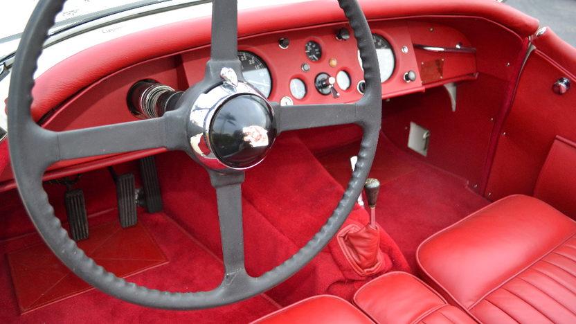 1954 Jaguar XK120 Roadster 3442 CC, 4-Speed presented as lot S150 at Anaheim, CA 2012 - image5