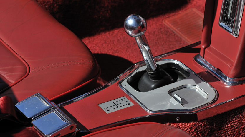 1966 Chevrolet Corvette Convertible 327/300 HP, 4-Speed, Factory Air presented as lot S154 at Anaheim, CA 2012 - image5