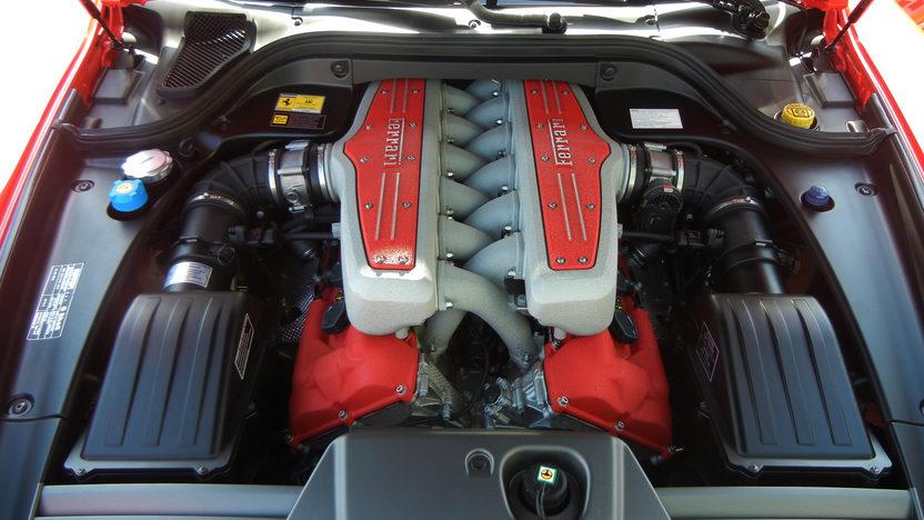 2011 Ferrari 599 GTB Fiorano 60F1 Edition 65 Actual Miles presented as lot S166 at Anaheim, CA 2012 - image5