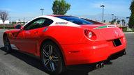2011 Ferrari 599 GTB Fiorano 60F1 Edition 65 Actual Miles presented as lot S166 at Anaheim, CA 2012 - thumbail image2