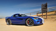 2006 Dodge Viper SRT/10 Coupe First Edition Hennessey Prepared 'Fly Navy' Venom 1000 presented as lot S169 at Anaheim, CA 2012 - thumbail image12
