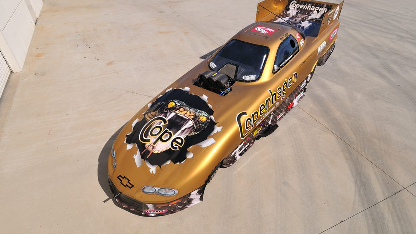 1999 Chevrolet Camaro Z28 Funny Car From the Private Collection of Don Prudhomme presented as lot S171 at Anaheim, CA 2012 - image11