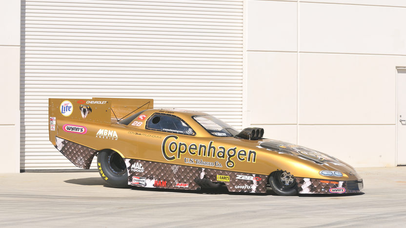 1999 Chevrolet Camaro Z28 Funny Car From the Private Collection of Don Prudhomme presented as lot S171 at Anaheim, CA 2012 - image12