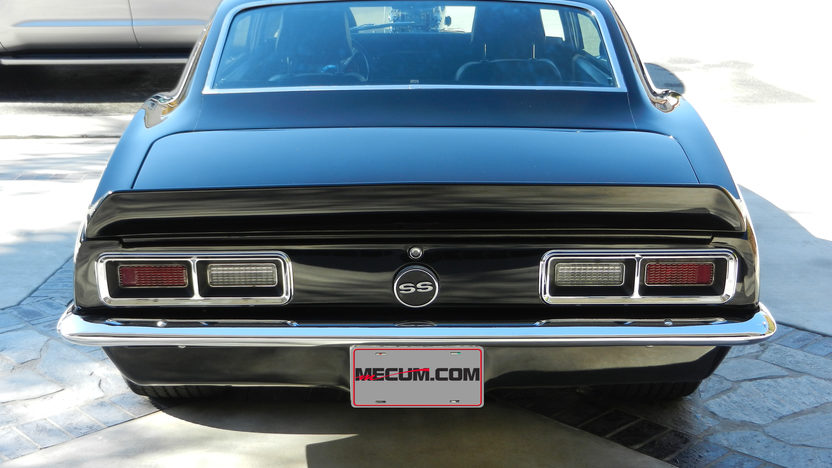 1968 Chevrolet Camaro 555 CI, BDS Blower presented as lot S174 at Anaheim, CA 2012 - image2