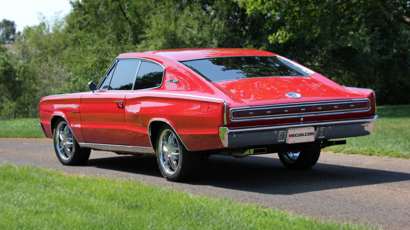 1966 Dodge Charger 426 CI Crate Hemi presented as lot S183 at Anaheim, CA 2012 - image2