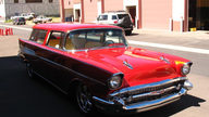 1957 Chevrolet Nomad Wagon 350/355 HP, 4-Speed presented as lot S207 at Anaheim, CA 2012 - thumbail image6