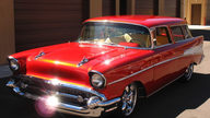 1957 Chevrolet Nomad Wagon 350/355 HP, 4-Speed presented as lot S207 at Anaheim, CA 2012 - thumbail image7