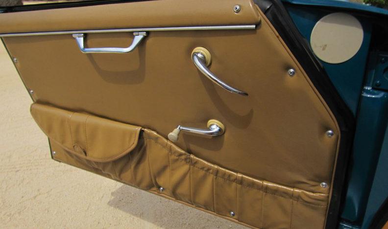 1959 Porsche Convertible D presented as lot S135.1 at Anaheim, CA 2012 - image4