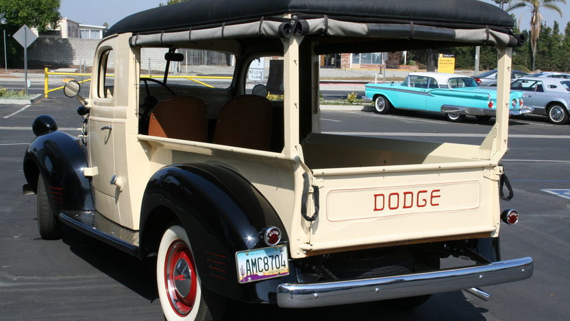 1947 Dodge Depot Hack Pickup presented as lot S115 at Anaheim, CA 2012 - image3
