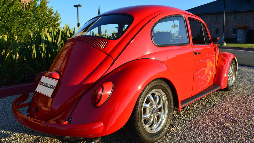1966 Volkswagen Beetle 2180 CC, 4-Speed presented as lot T151 at Anaheim, CA 2013 - image3