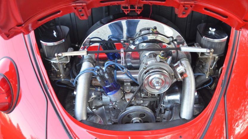 1966 Volkswagen Beetle 2180 CC, 4-Speed presented as lot T151 at Anaheim, CA 2013 - image7