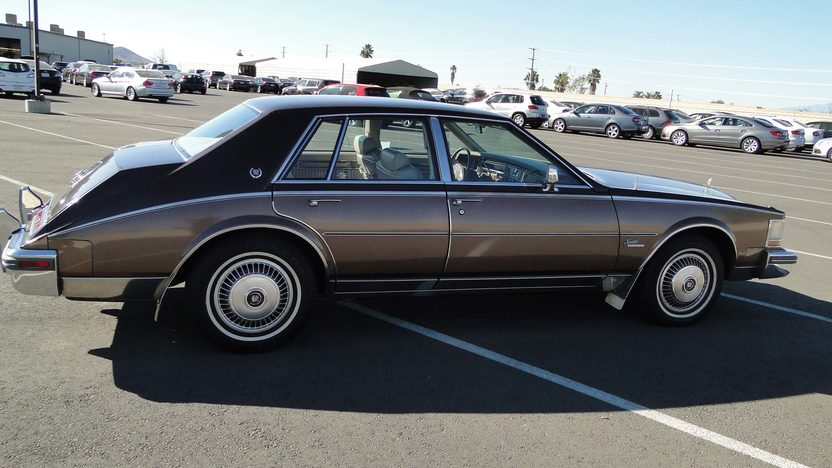 1980 Cadillac Seville presented as lot T203 at Anaheim, CA 2013 - image6