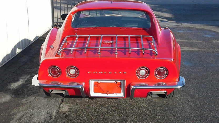 1971 Chevrolet Corvette Coupe 350/270 HP, Automatic presented as lot F63 at Anaheim, CA 2013 - image3