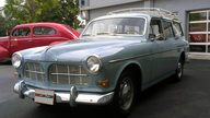 1966 Volvo 122S Wagon 2000 CC, 4-Speed presented as lot F86 at Anaheim, CA 2013 - thumbail image8