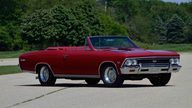 1966 Chevrolet Chevelle SS Convertible 396/360 HP, 4-Speed presented as lot F164 at Anaheim, CA 2013 - thumbail image12
