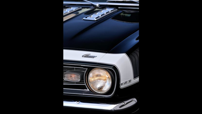 1968 Chevrolet Camaro SS 396/325 HP, 4-Speed presented as lot F193 at Anaheim, CA 2013 - image12
