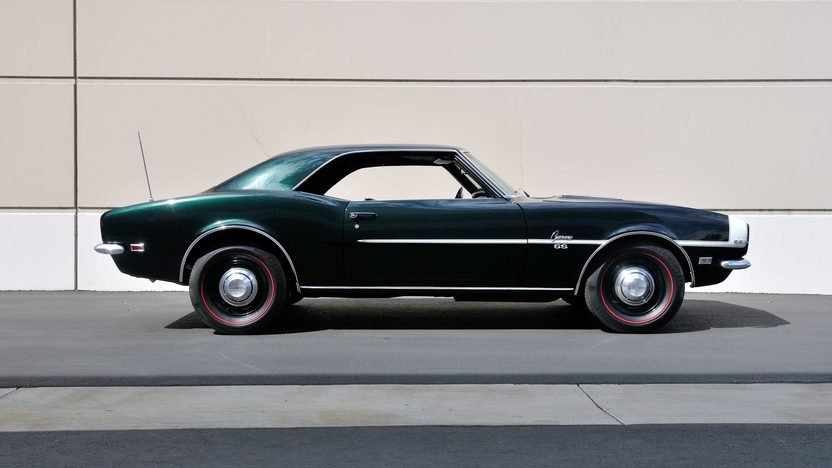 1968 Chevrolet Camaro SS 396/325 HP, 4-Speed presented as lot F193 at Anaheim, CA 2013 - image2