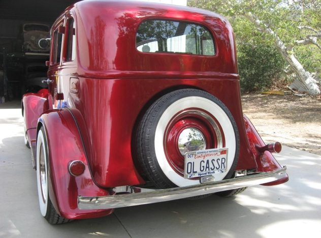 1933 Willys Model 77 Hot Rod 231 CI, Automatic presented as lot F209 at Anaheim, CA 2013 - image2
