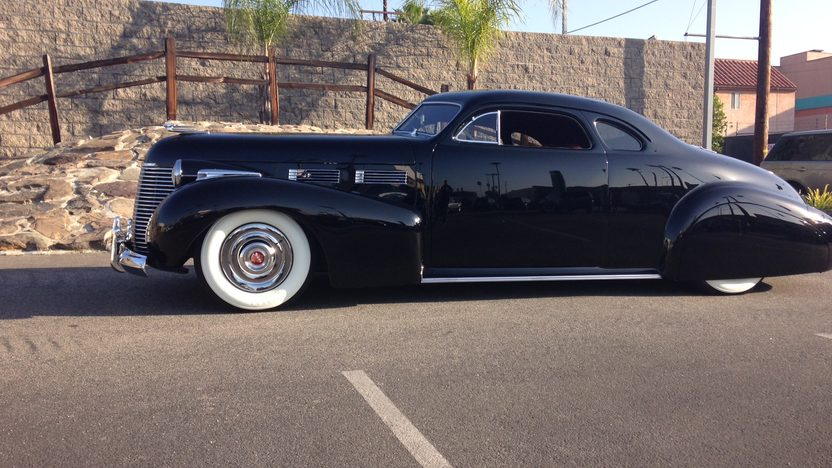 1940 Cadillac Series 62 346 CI, 3-Speed presented as lot S145 at Anaheim, CA 2013 - image2