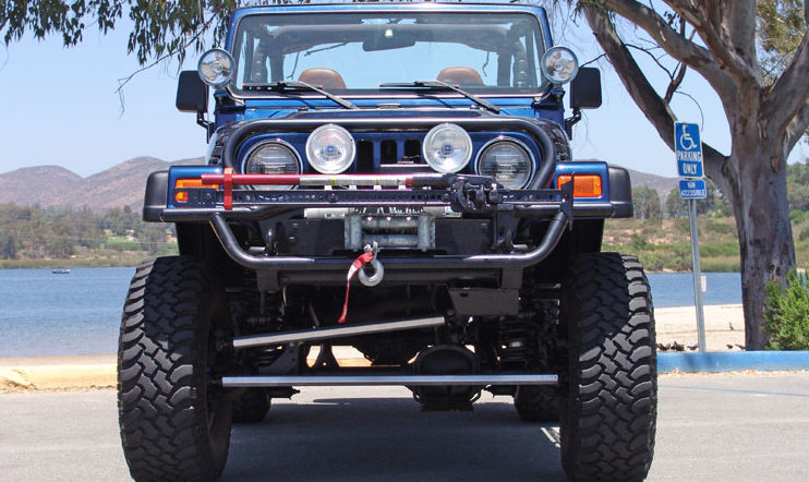 2002 Jeep Wrangler presented as lot S42 at Anaheim, CA 2013 - image9